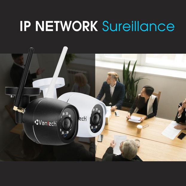 Vantech Network Camera