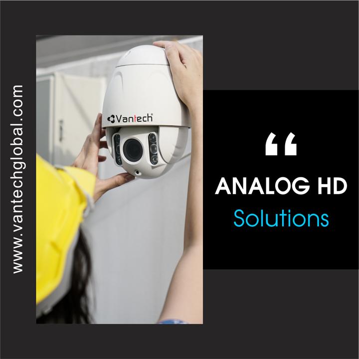 Vantech Analog HD Camera
