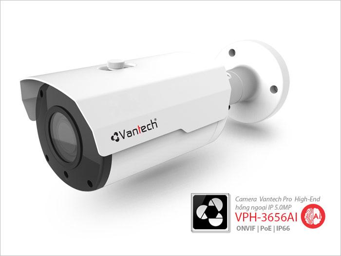 Camera hồng ngoại AI IP Vantech VPH-3656AI